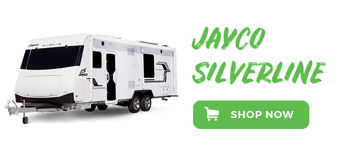 jayco silverline for caravanning at seventeen seventy
