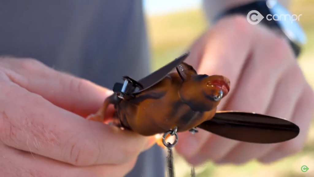 3D bat Surface Lure savage gear
