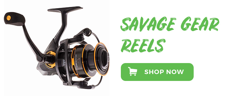 Savage Gear reels