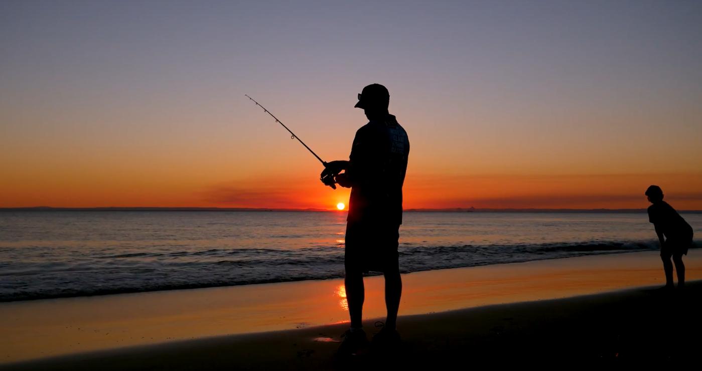 winning tips for the Moreton Island Fishing Classic