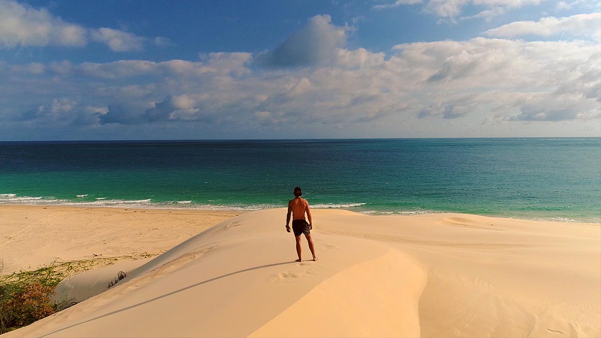 sandy cape fraser island