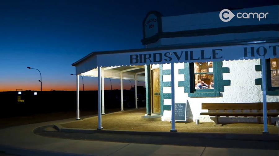 Stop 5 Birdsville Hotel