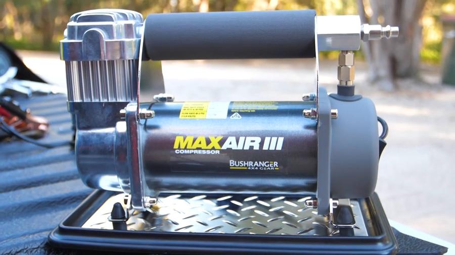 Bushranger Max Air 3 compressor