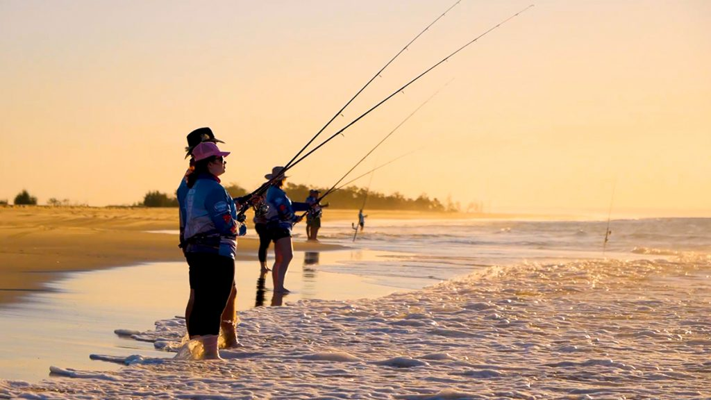 Morton Island fishing adventure 2019