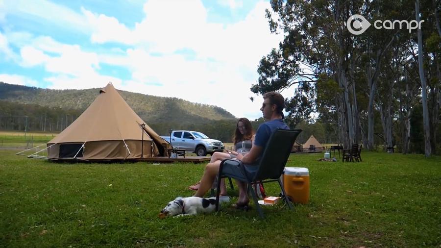 gordon country camping