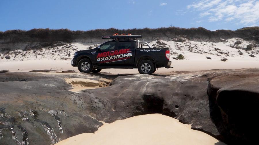 ballina beach driving