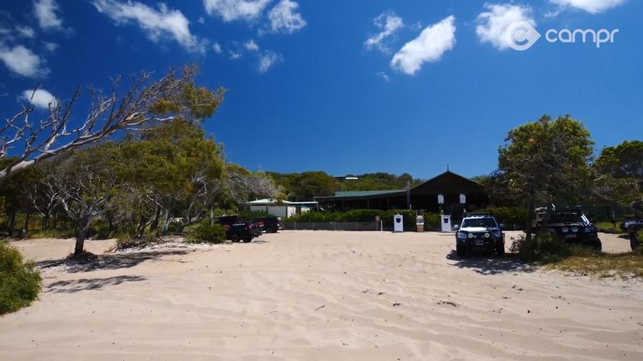Driftwood Bar at Orchid Beach