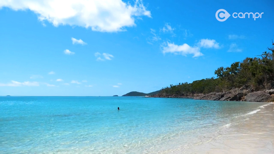 what to do at whitehaven beach