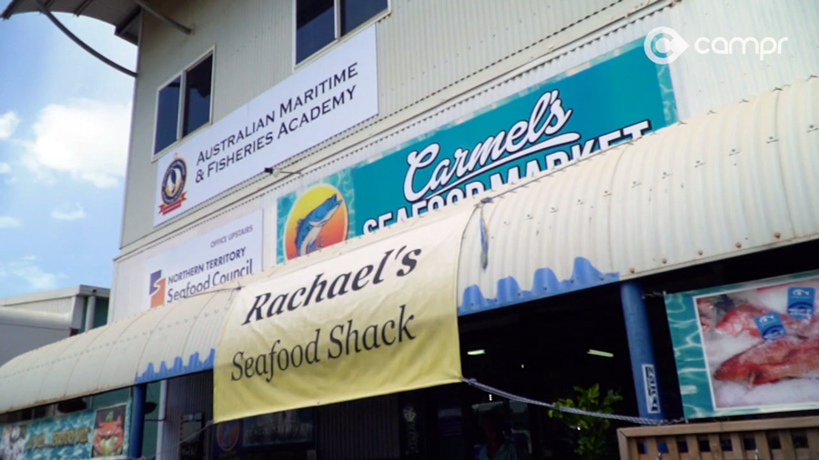 rachael's seafood shack