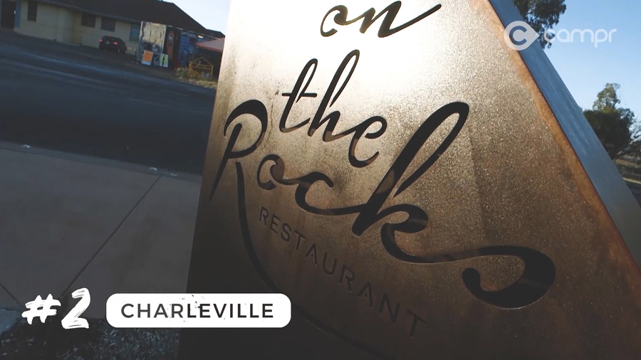 Charleville from Brisbane
