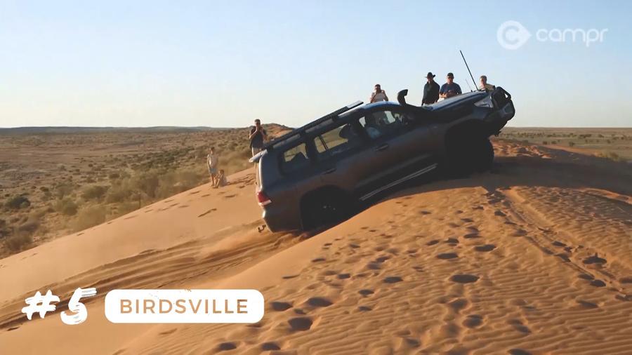 Birdsville in Outback Australia