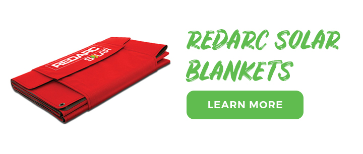 Redarc Solar Blankets