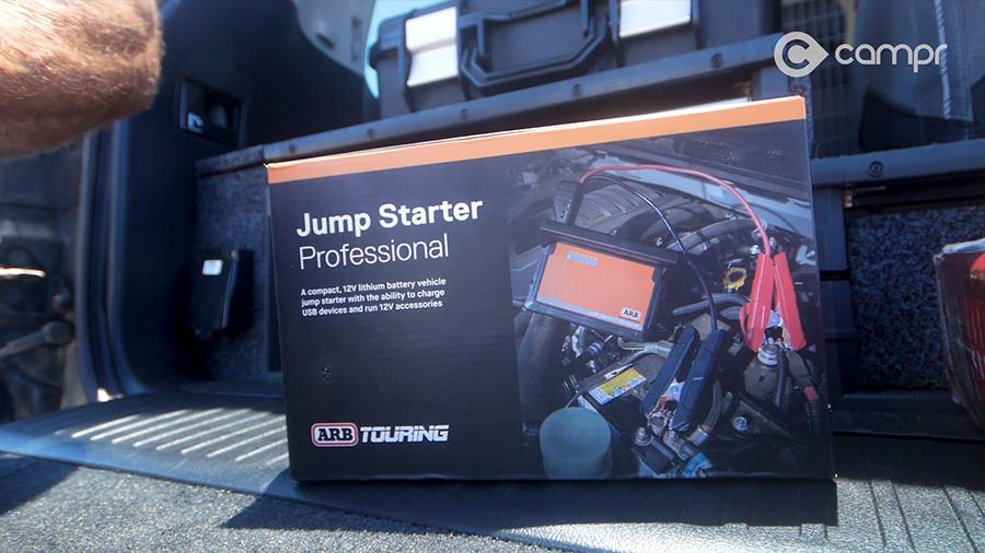 ARB Jump Starter Professional kit