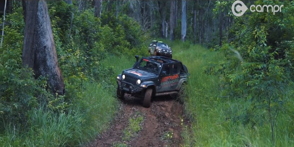 4wd through kenilworth