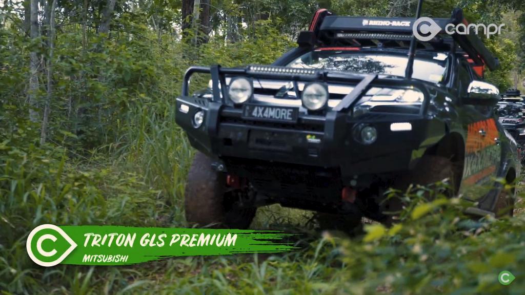 Triton GLS Premium Duel Cab Ute